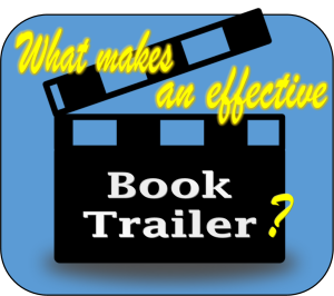 what makes an effective book trailer