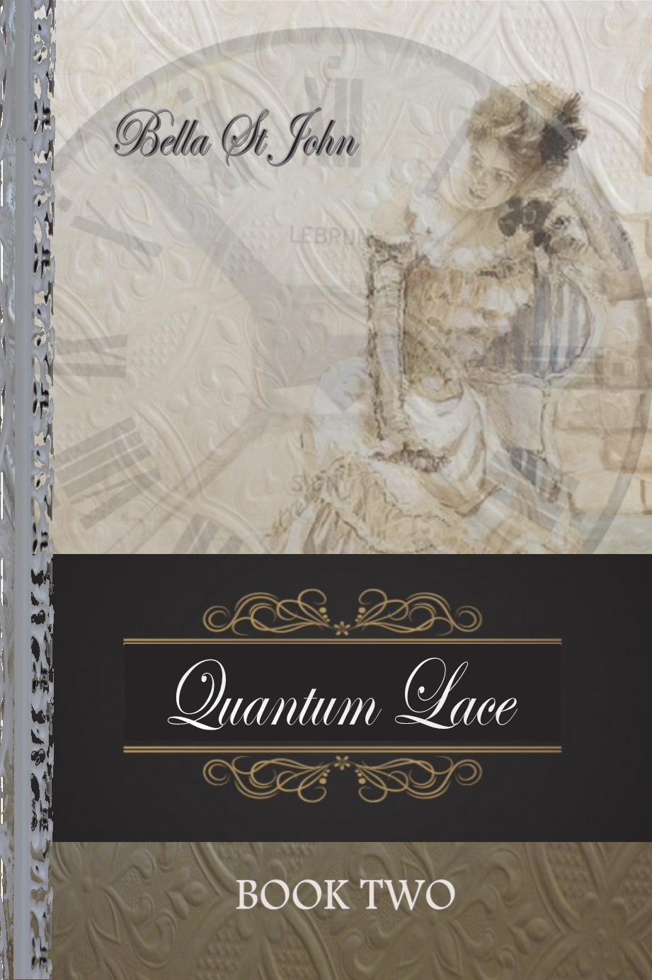 quantum lace book two